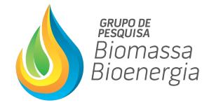 Logo o Grupo de Biomassa e Bioenergia da Universidade Federal de São Carlos - UFSCar